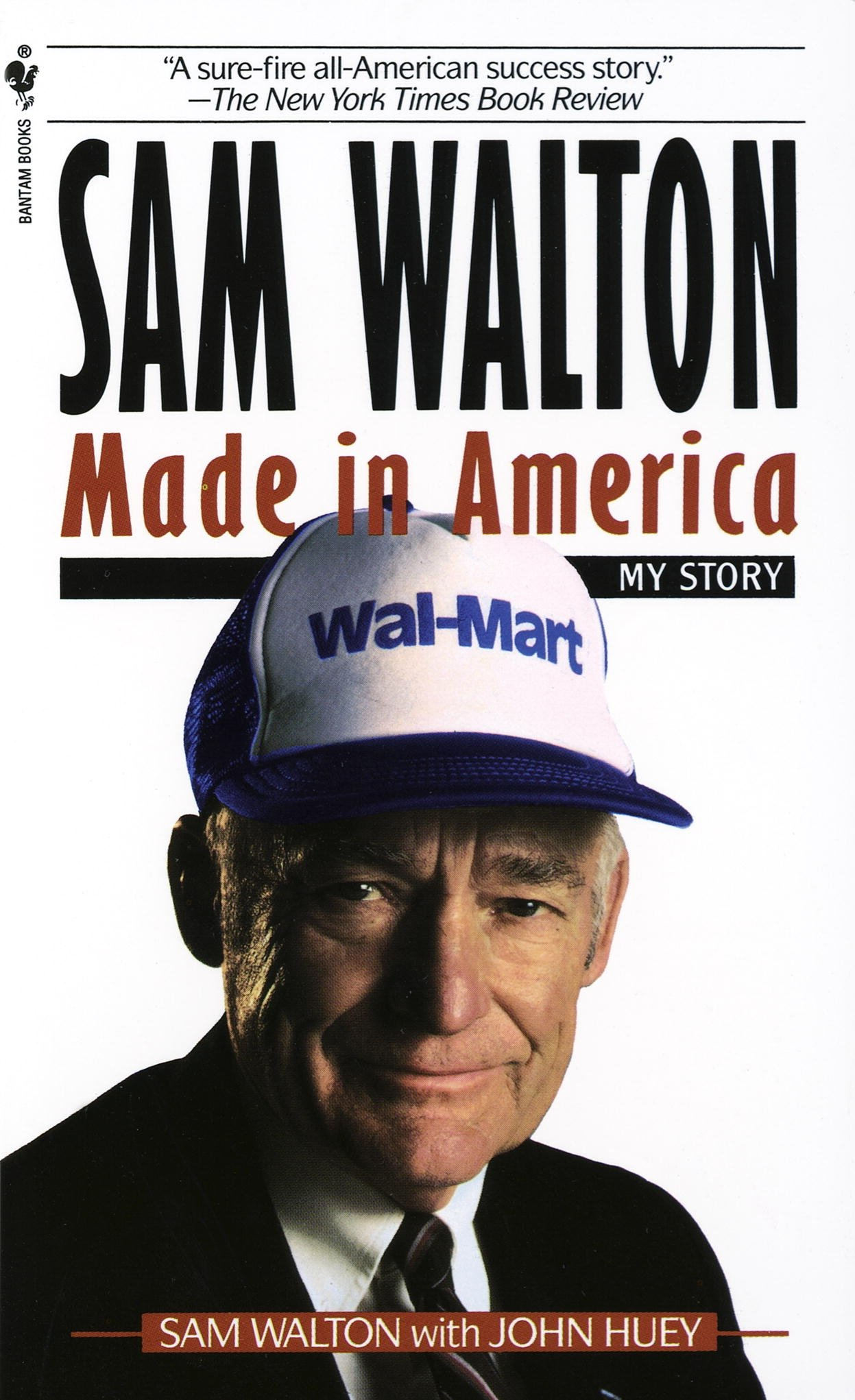 A story of how Walmart came to be. The frugality of Sam Walton. And more importantly, business and life lessons that come from focusing entirely on people—your customers and your employees.