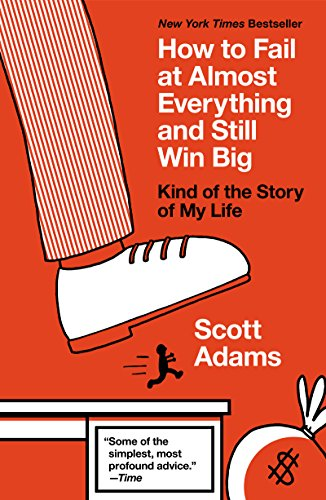 How to be a generalist and succeed in life. Or rather, how do you combine two or more average-level skills into a competitive advantage? A book about life. Careers. Success. And how a generalist, office worker somehow created one of the greatest comic strips of our time—Dilbert.