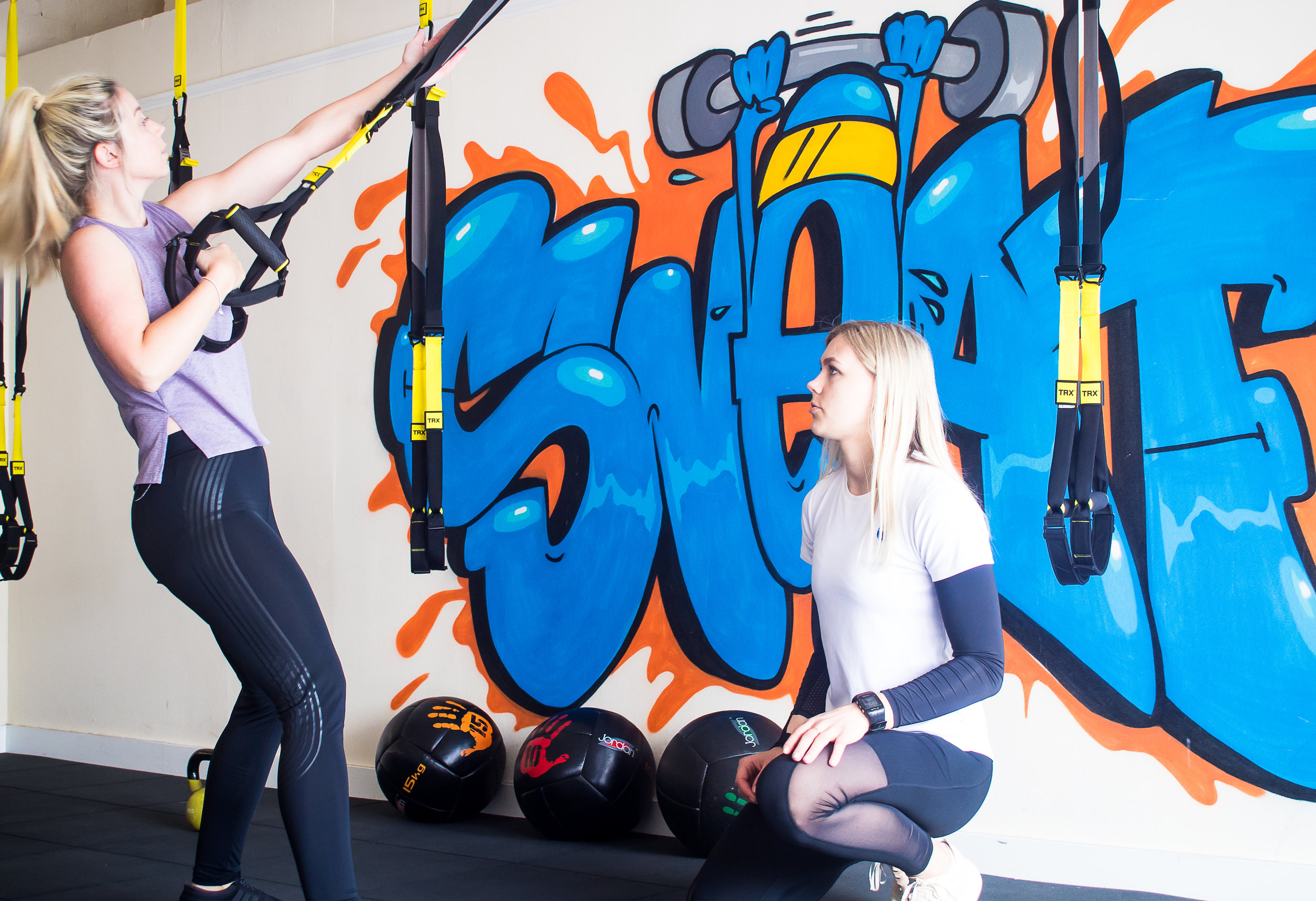Personal Training - Personal training at SWEAT Southsea means working 1-1 with highly-skilled and committed professionals to help you achieve your individual goals in an environment free from the typical gym crowds or any additional fees.