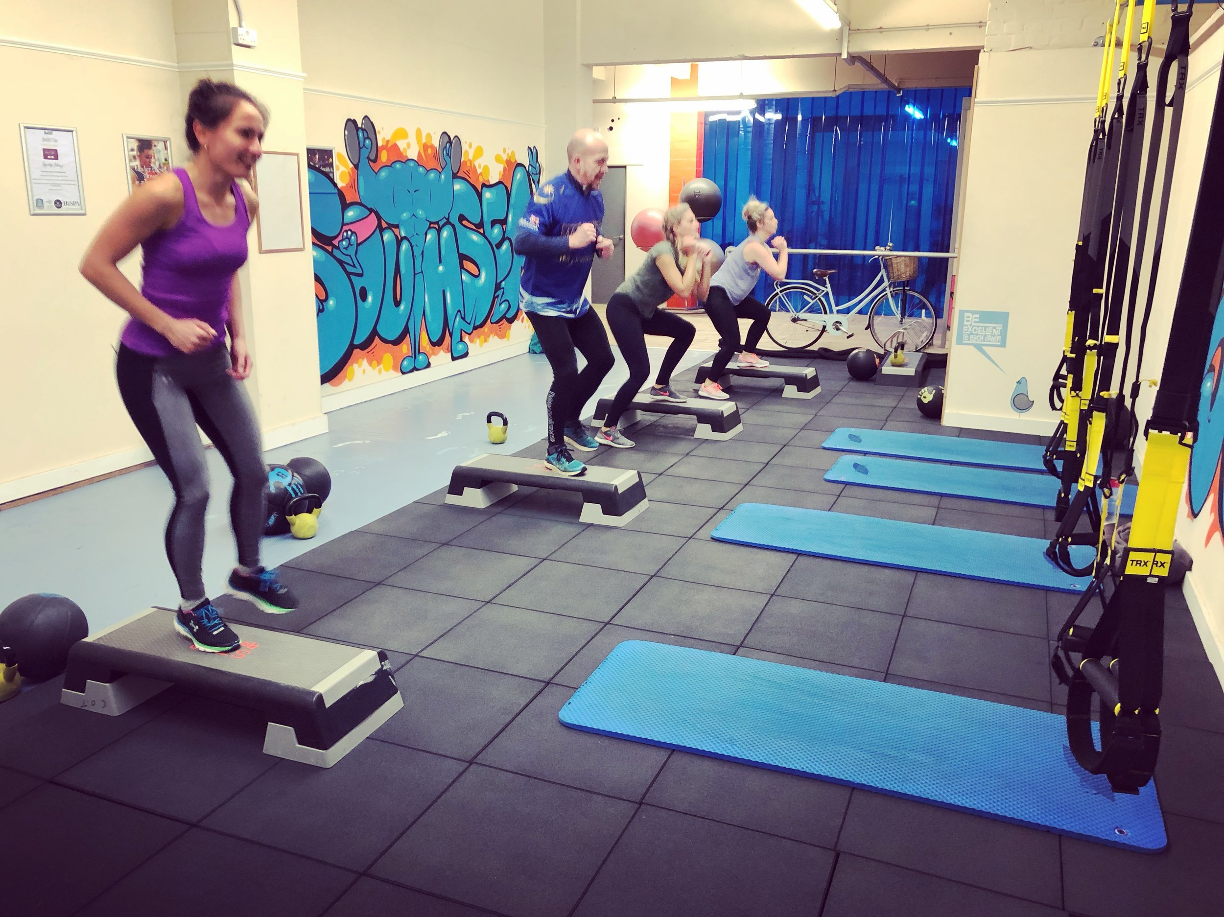 Classes - We offer a multi-disciplinary range of fitness classes alongside a variety of booking options to offer total flexibility for our clients