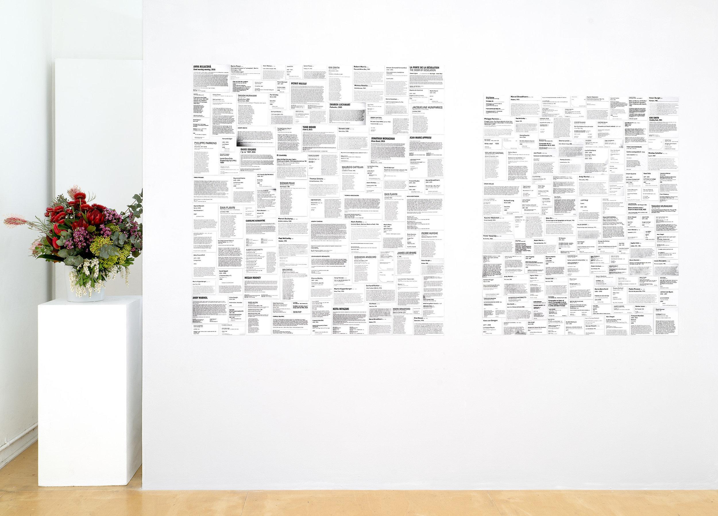 1. Geoff Kleem -Install with flowers 2018.jpg