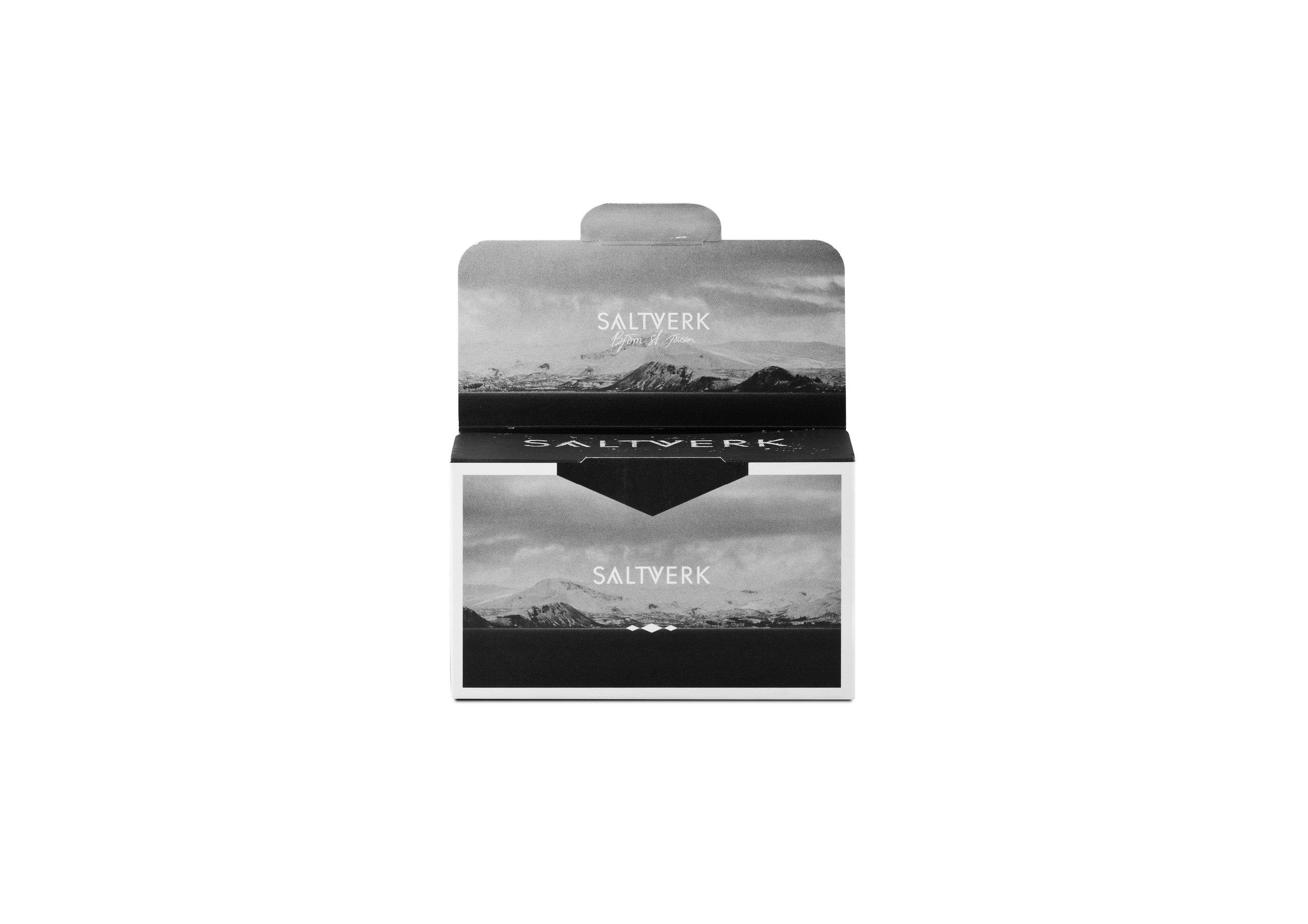Gift box for 2 salt jars - $21.99