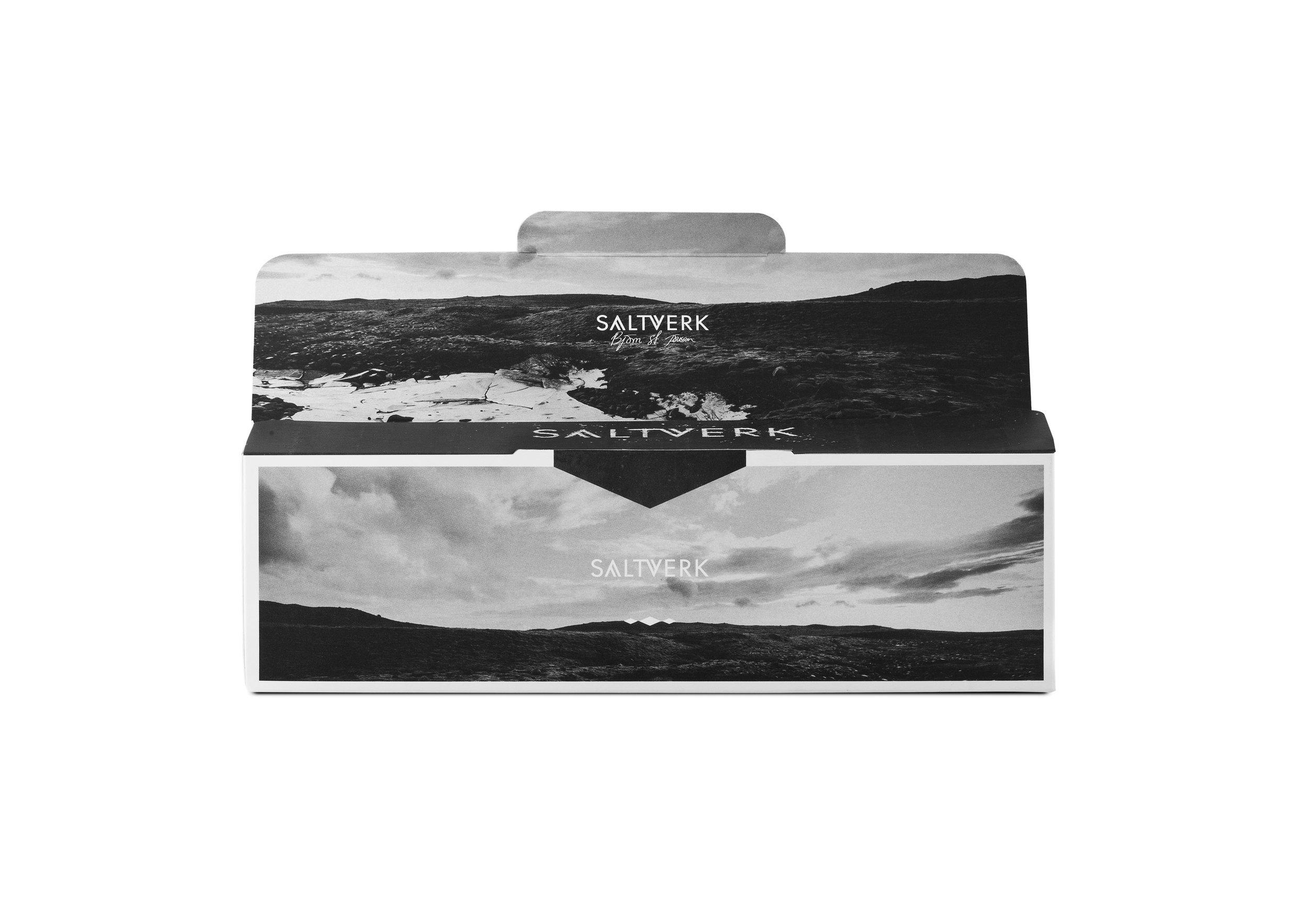 Gift box for 4 salt jars - 44.99$