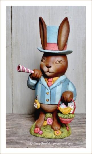 Greg Guedel Easter Bunny