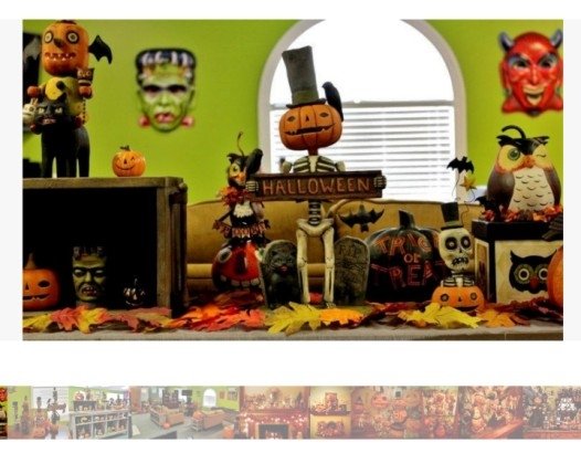 Greg Guedel Studio Halloween displays.JPG