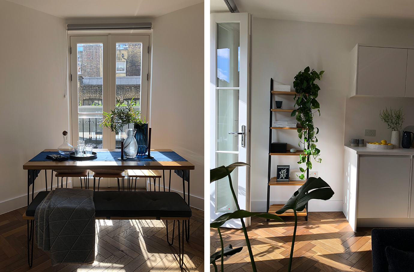 Heal's Apartment for Design Week