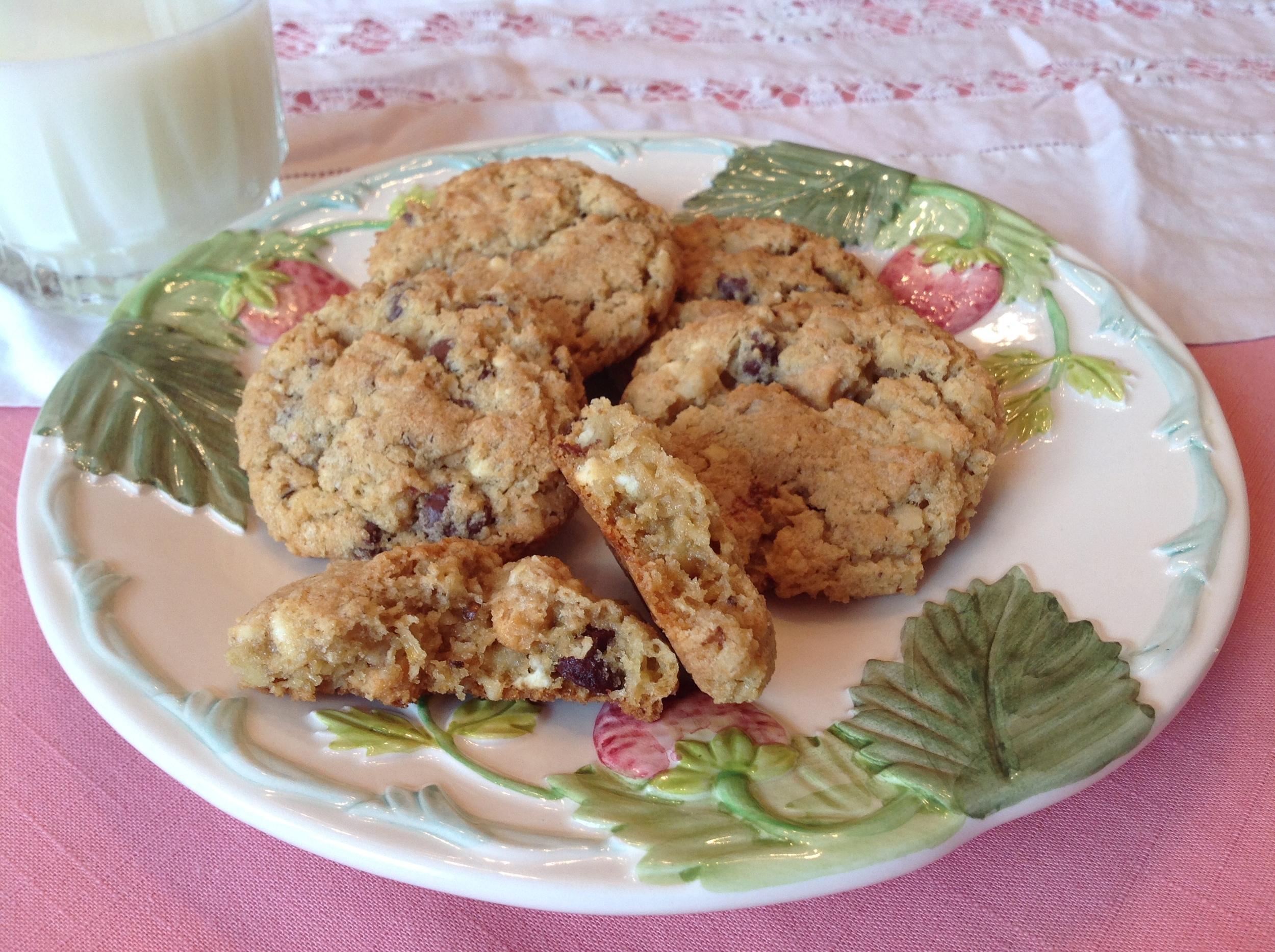Chunk Wild cookies