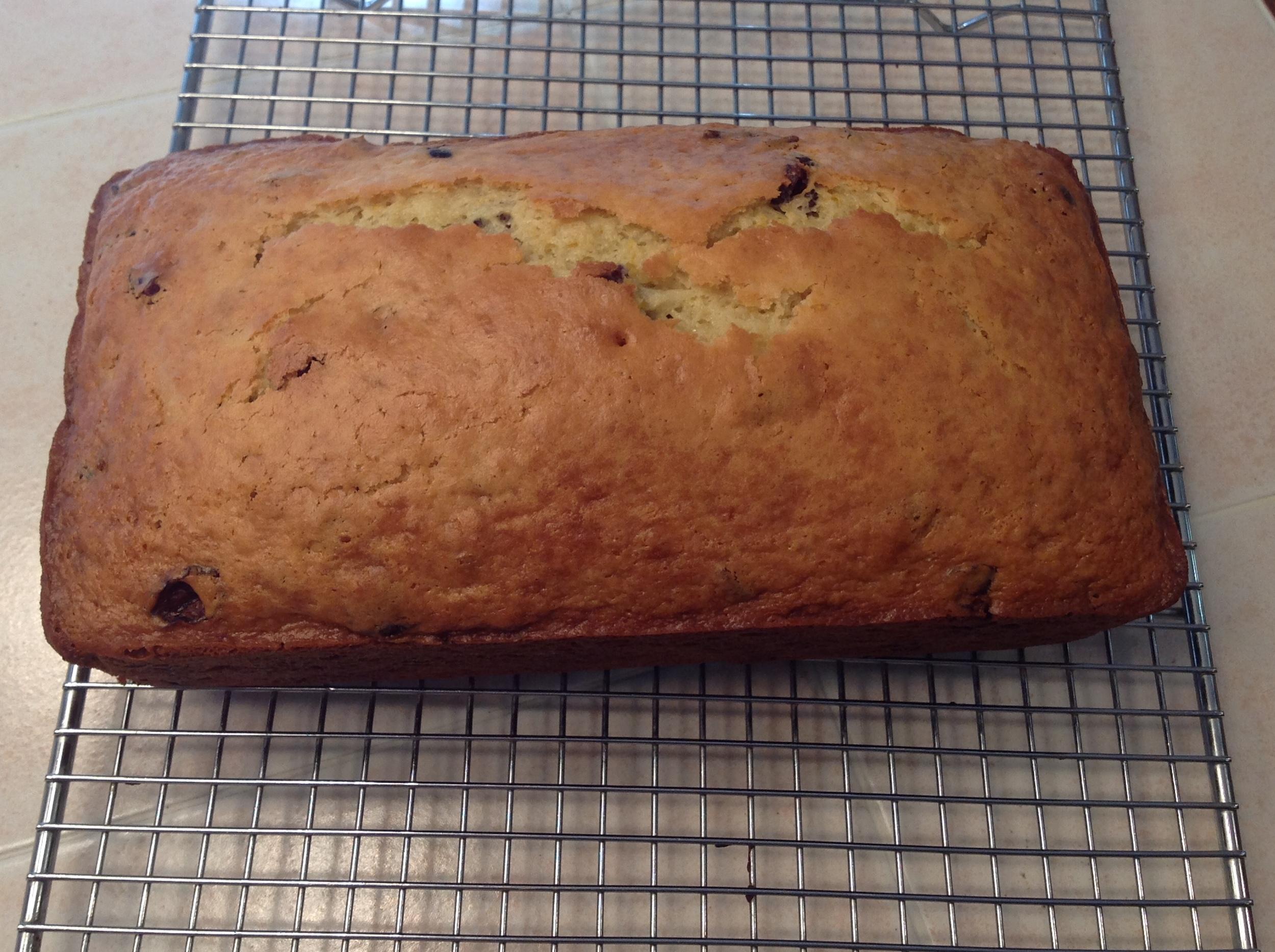 Cranberry Orange Tea Loaf
