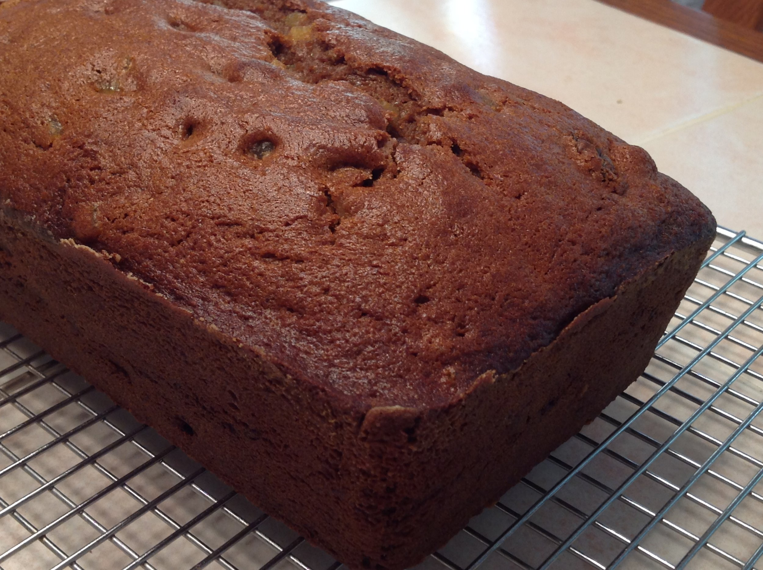 Molasses Pound Cake