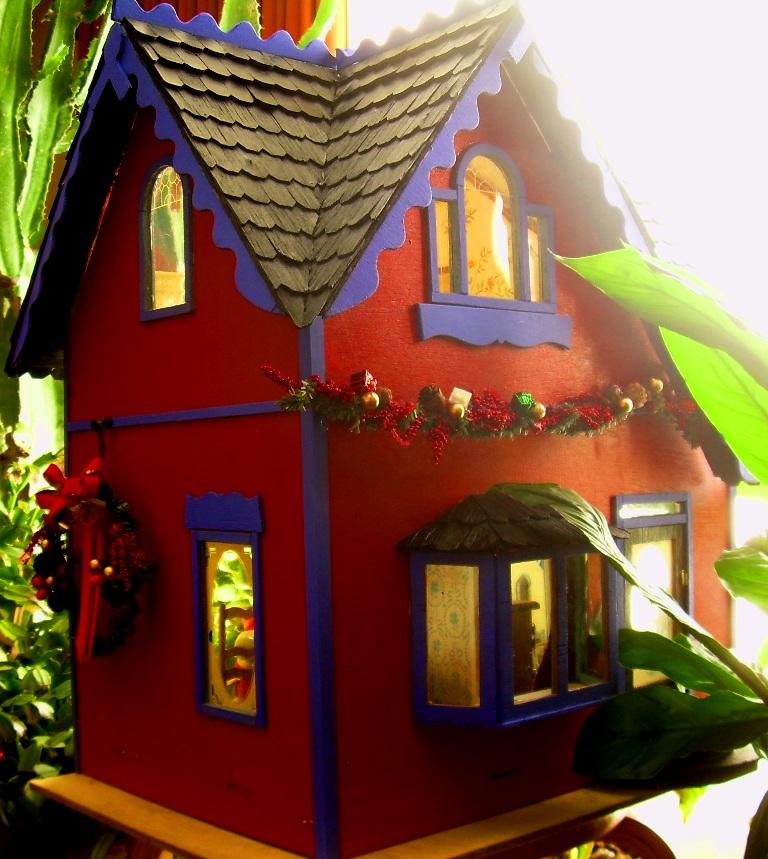 The Zevos dollhouse