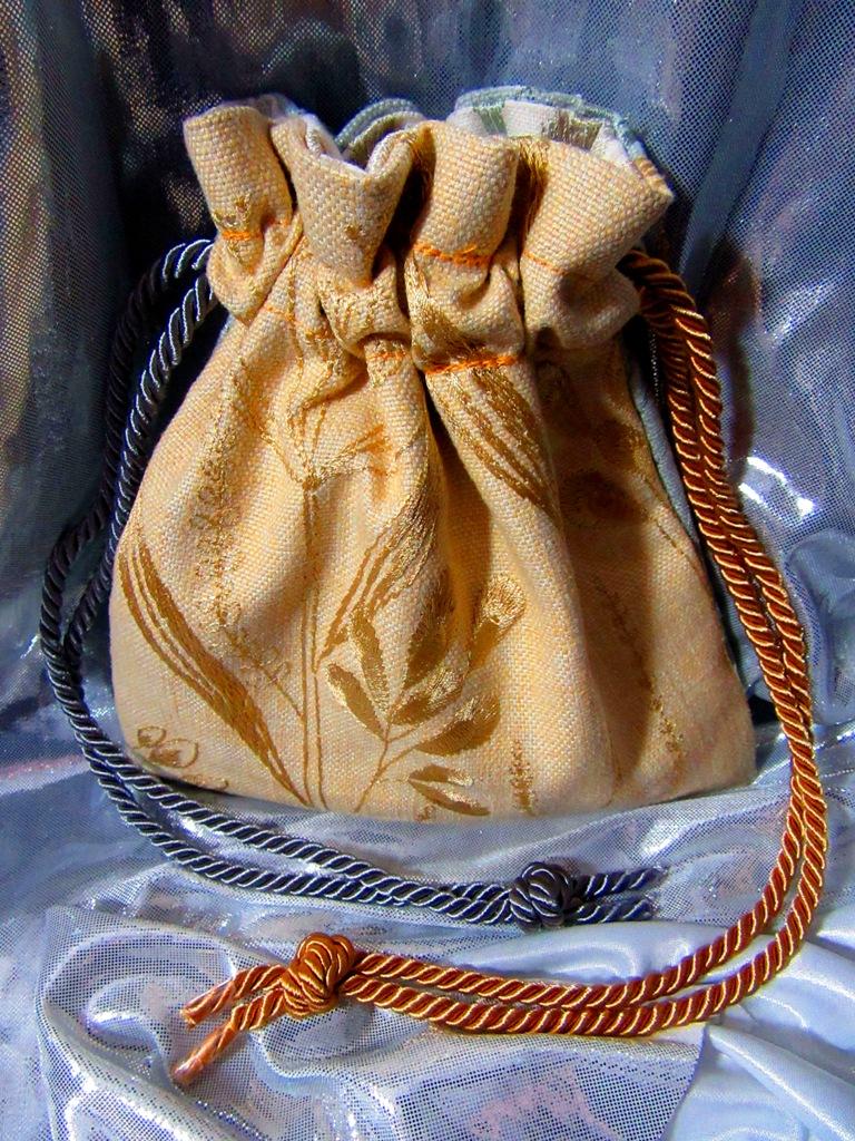bag #1 side 1