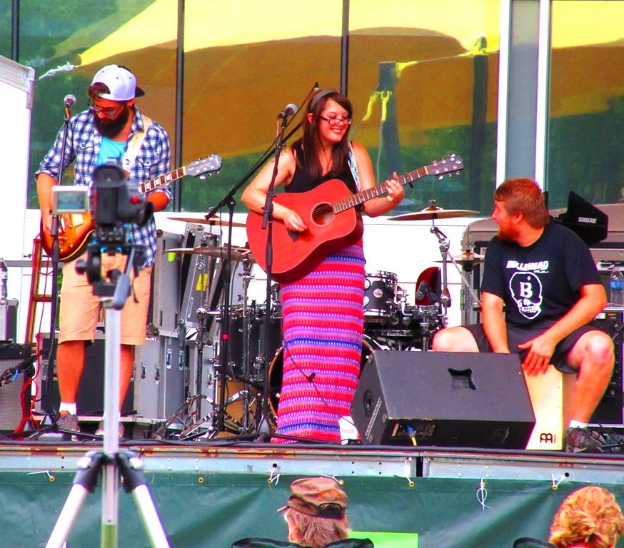 Veteran's Park performance 2016