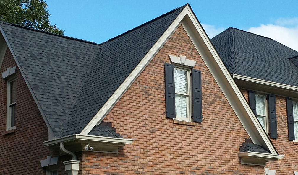 Residential Architectural Shingle Roof