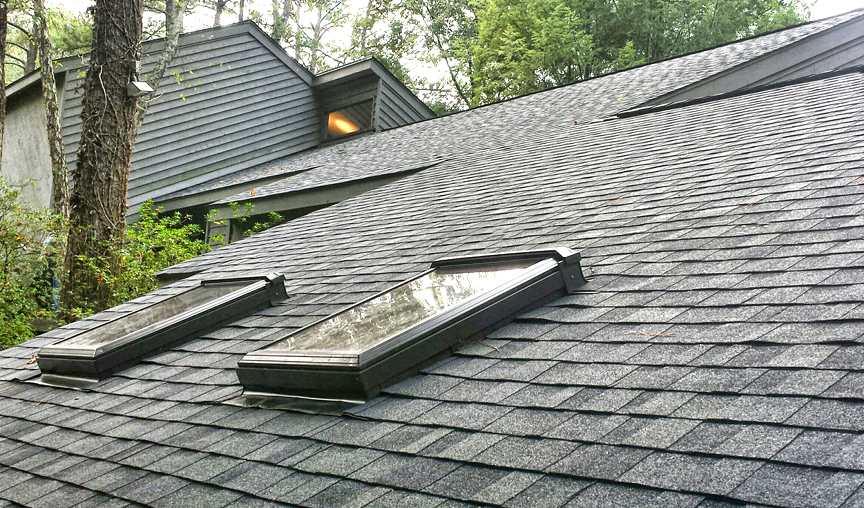Roof, Gutter and Skylight Replacement