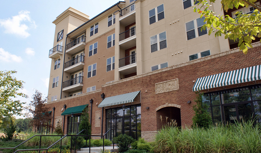 Serrano Condos and Retail Leak Detection and Waterproofing