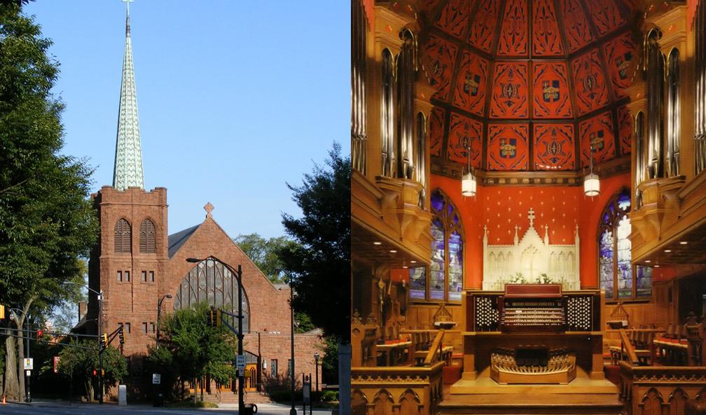 All Saints Episcopal Church Renovation