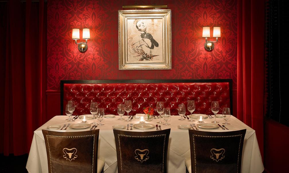 Viande Rouge Restaurant Build-out