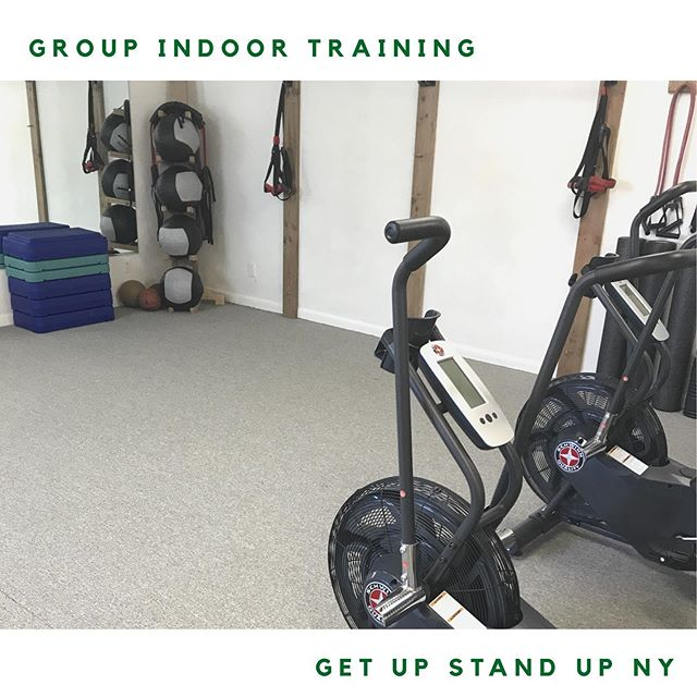 Back to training! New fall session times added! Contact to set up a trial session & get you back on track! #fallfitness #indoortraining #grouptraining #core #strength #motivation #accountability #gusu19