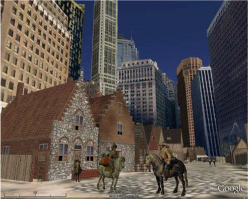 Virtual New Amsterdam