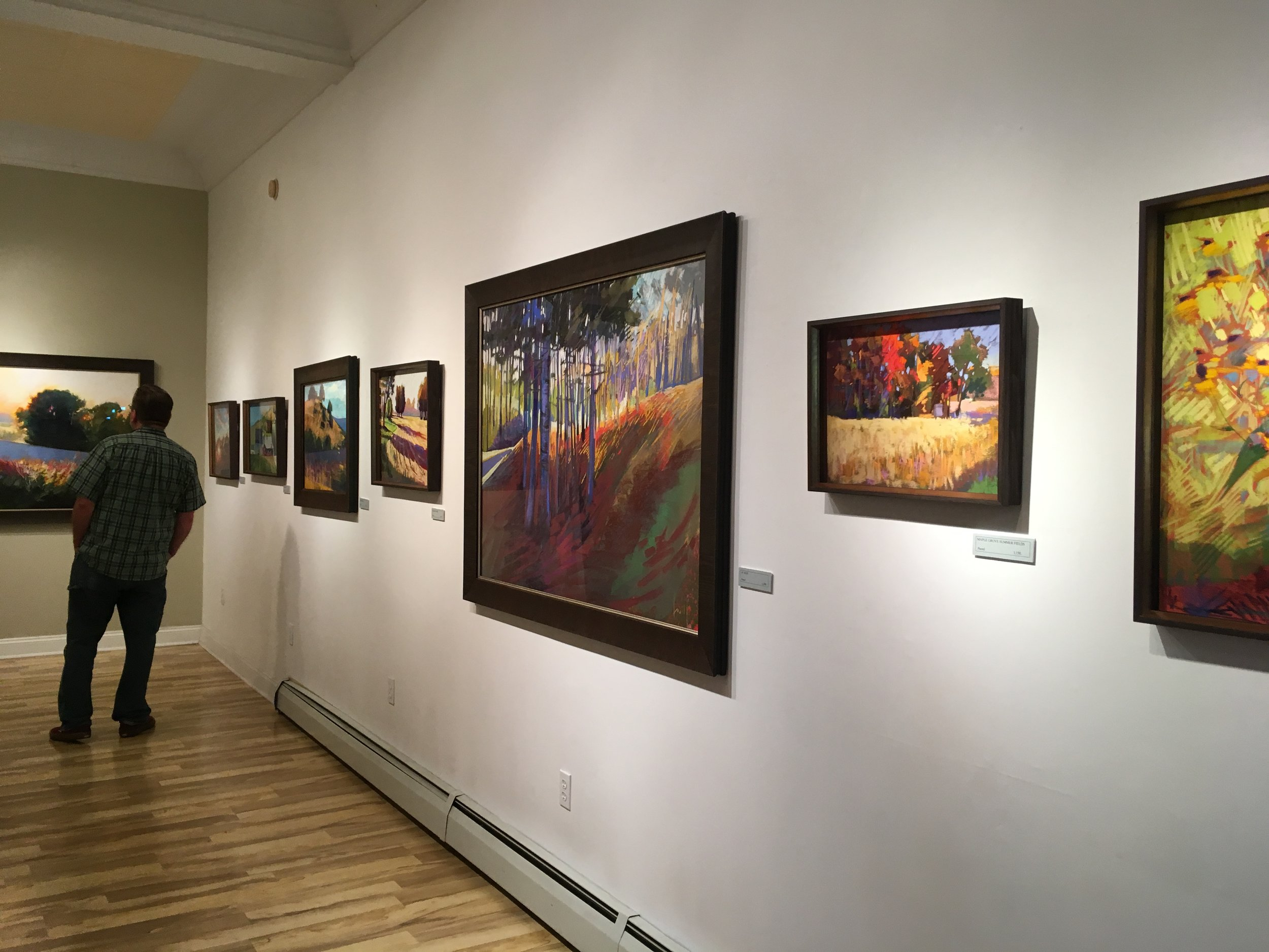 Church Street Gallery, 2018