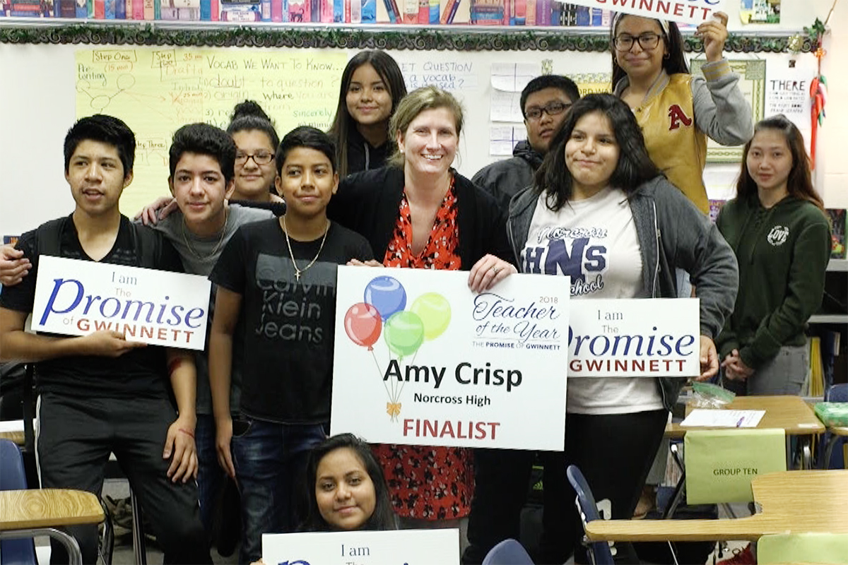 Amy Crisp_Norcross HS_students.jpg