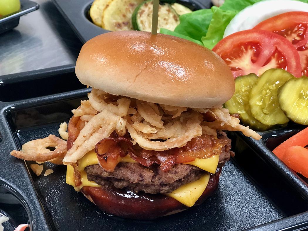 Smokehouse Burger
