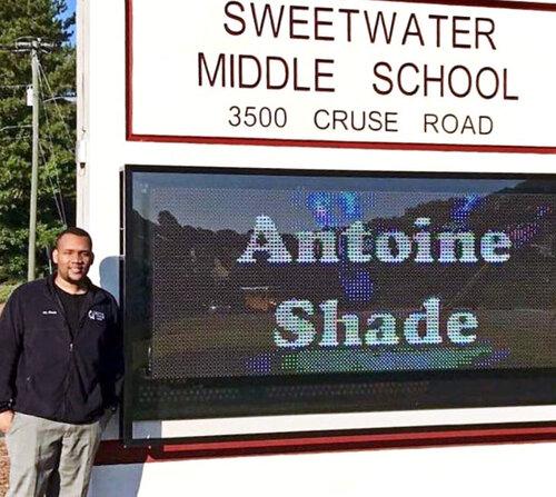 Sweetwater MS, J. Antoine Shade