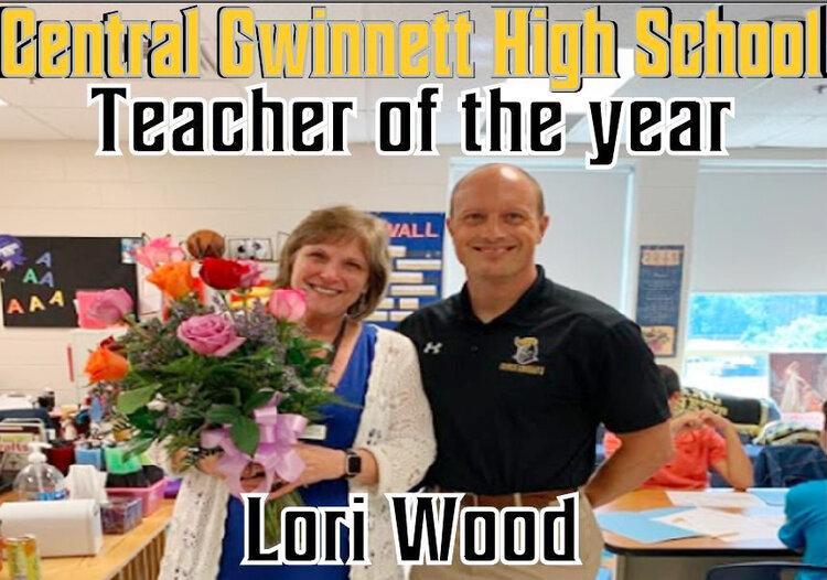 Central Gwinnett HS, Lori Wood