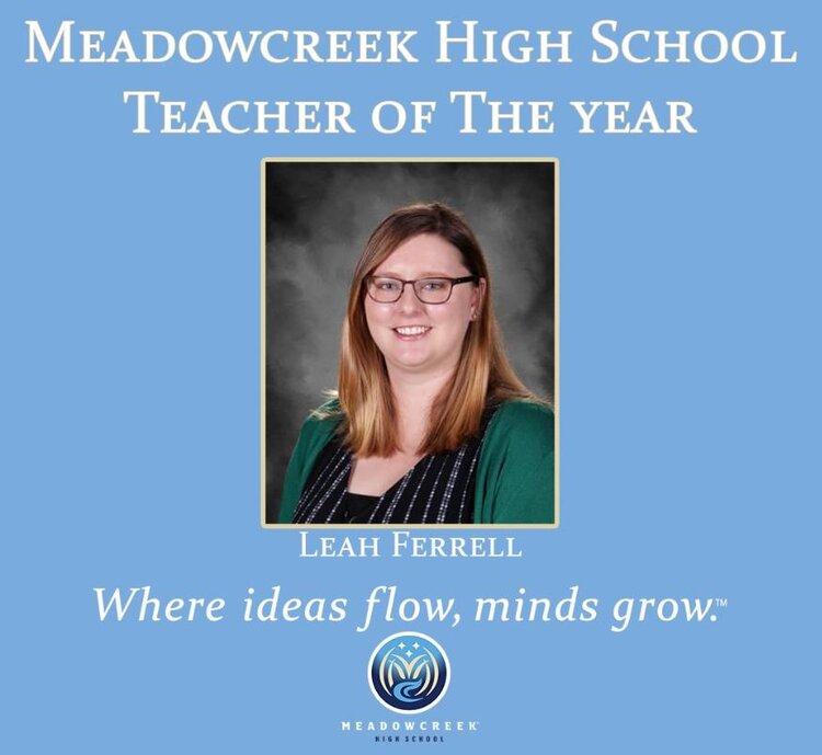 Meadowcreek HS, Leah Ferrell