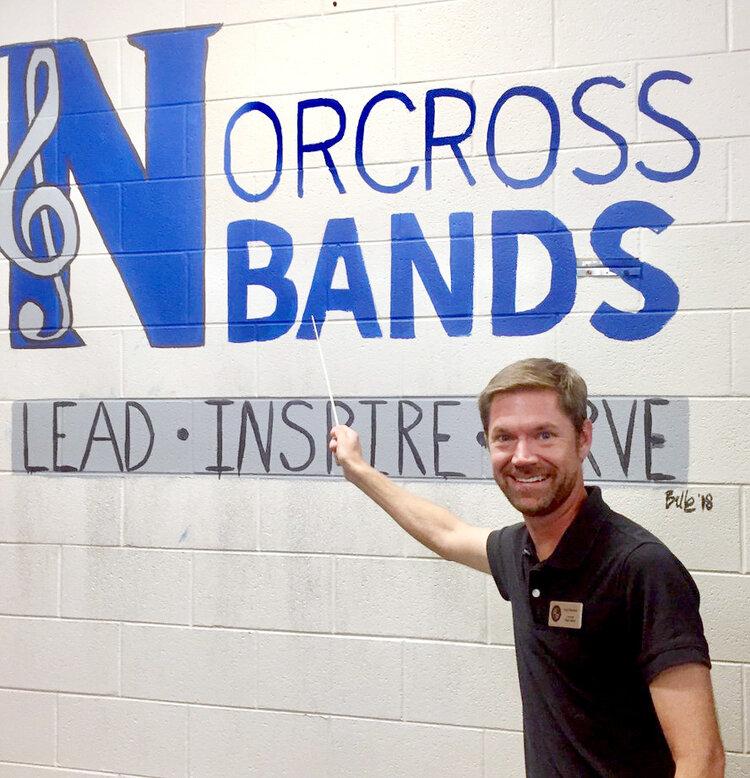 Norcross HS, Lee Newman