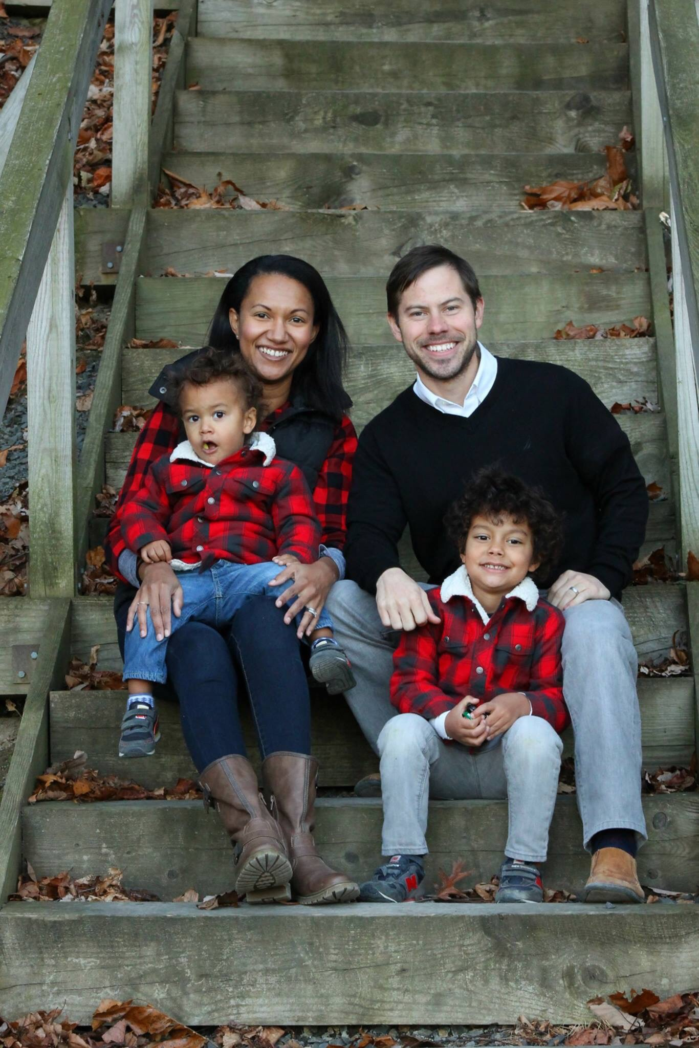 Bryan Suydam DMD and his family - General Dentist in Sewickley, Pennsylvania