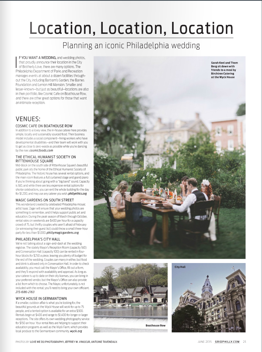 Grid Magazine Philadelphia