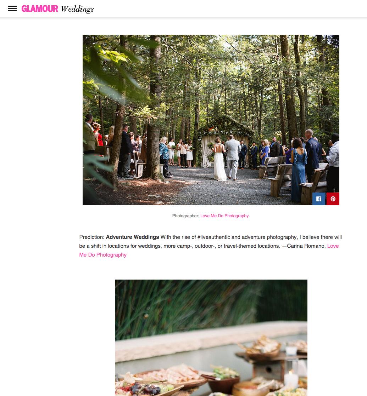 Glamour Weddings