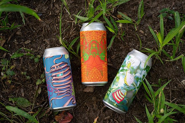Tomorrow, when doors at 5:00pm, we will have cans of Tangerine Dream Double Milkshake IPA,...As an Excuse, and Wish Fulfillment! . Tangerine Dream Double Milkshake IPA is another one of our delicious Milkshakes in our Culinary IPA series. Another heavily amplified psychedelic riff on THE boundary-pushing Culinary IPA series, conceived and rasied in ongoing psychic dialog with our spiritual cohorts at @Omnipollo. Brewed, as always, with a cushy grist of oats and wheat, as well as lactose sugar. Conditioned atop a vibrant puree of tangerine, kalamansi, and grapefruit, and a generous helping of Madagascar vanilla beans. Intensely dry hopped with Mosaic and Citra. Notes of mango nectar, orange blossom honey, cantaloupe, tart citrus smoothie, and peach pie. 9.2% abv. $24 per four pack. One Case per Person. . ...As an Excuse is our Triple IPA. Brewed with a mountain of flaked oats, and a touch of lactose sugar. Conditioned on guava purée, coconut flakes, and a light dose of orange blossom. Dry hopped senselessly with Nelson Sauvin, Idaho 7 and Mosaic, just as an excuse. Notes of tropical musk, boozy tiki drinks, and blood orange juice. 10% abv. $22 per four pack. One Case per Person. . Wish Fulfillment is our Galaxy IPA. Brewed with malted spelt, and dry hopped singularly and intensely with our best Galaxy hops from Australia. Notes of lime gummies, fresh peach, musky lychee, concord grape, and honeysuckle. 6.0% abv. $18 per four pack. One Case per Person. . See you soon. #dreambeer