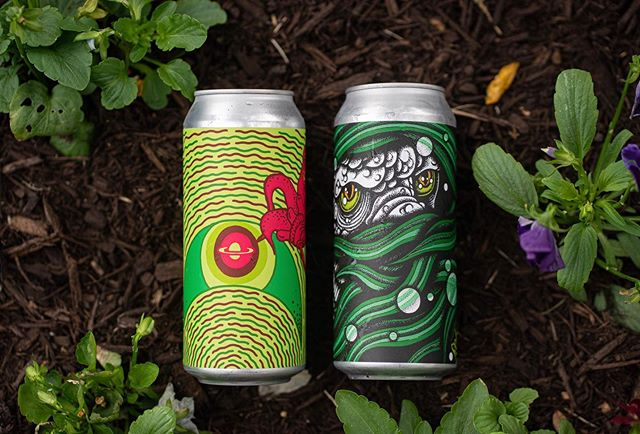 Tomorrow at 5:00pm, we will be releasing hyper fresh cans of Raspberry Green Tea Milkshake IPA and Refreshing! . Raspberry Green Tea Milkshake IPA is one of our absolute favorite iterations of this utterly preposterous culinary IPA series pulled from the collective unconscious dream-world created with our friends at @Omnipollo. Brewed with a heavy amount of oats, wheat, and lactose sugar, then hopped AND dry hopped intensely with Mosaic & Citra. Conditioned atop an abundance of tart raspberry puree, a generous helping of fragrant green tea, and a couple generous fistfuls of luscious Madagascar vanilla beans. Notes of tart raspberry lollipops, guava sorbet, matcha latte, and blood orange zest. 7.2% abv. $22 per four pack. One case per person. . Refreshing Double IPA is our Refreshing Double IPA. Brewed with a grist of two row barley and as a new addition to impart a lighter body more in line with the intention for this beer, flaked rice, and also fermented with our house ale yeast. Dry hopped with plenty of fresh Galaxy from our 2019 harvest, Citra, and Lemon Drop. We find this beer simple. We find this beer refreshing. Notes of pineapple smoothie, sweet lime, kalamansi, fir needles, and peach rings. 8.0% abv. $20 per four pack. One case per person. . #dreambeer