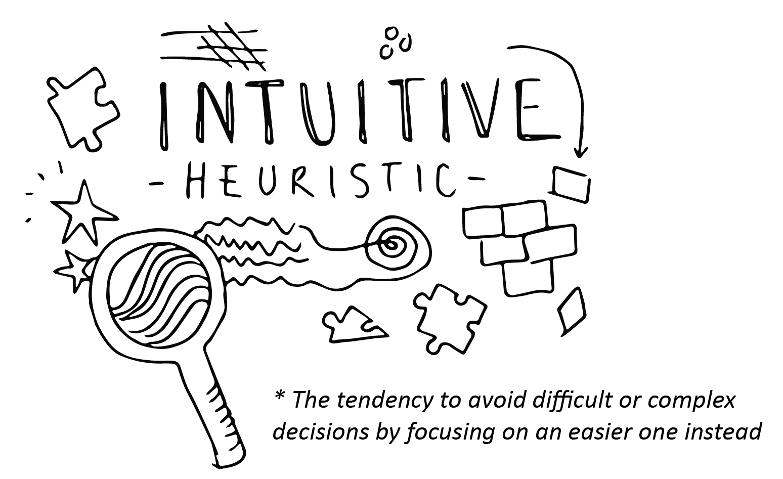 intuition-heuristic-mental health-dopeame.jpg