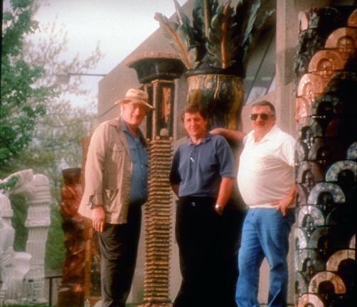 Ken Ferguson, George Timock, Victor Babu.jpg