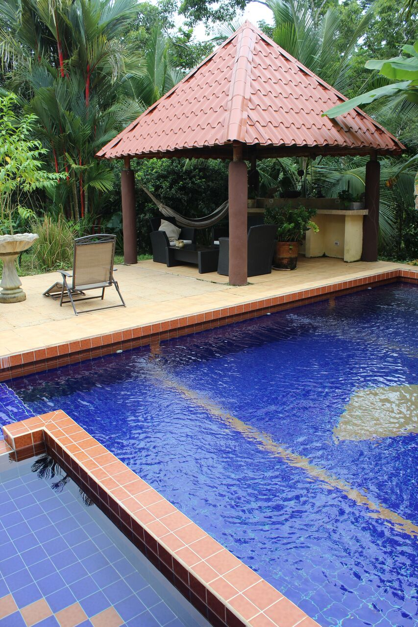 Fresh water pool