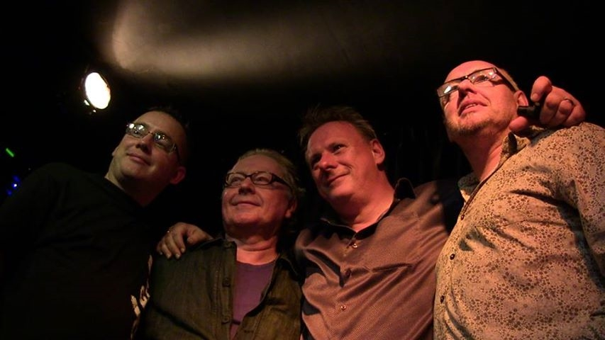 Mickey Murphy, Paul Brady and Tony McManus at DGN