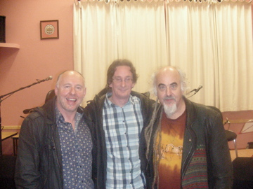 w/ Dave Flynn ans Seve Cooney at the Clonakilty Guitar Festival