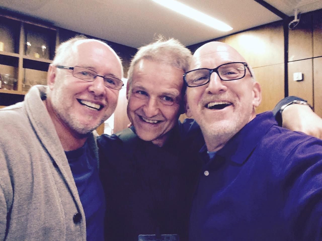 w/ mike Neilsen and Adam Nussbaum at Sligo