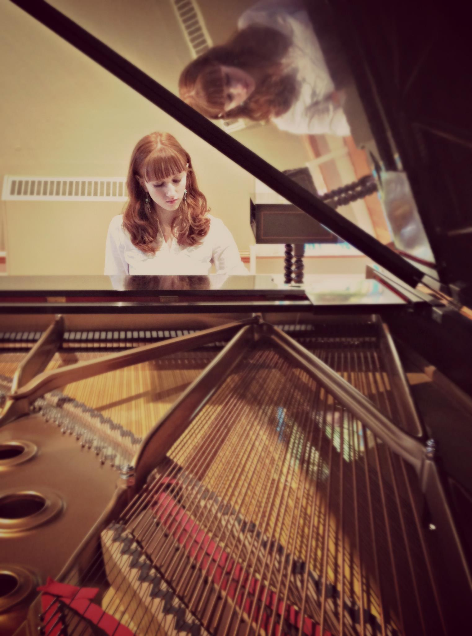 Alexa Borden Composer © Sevde Guzel
