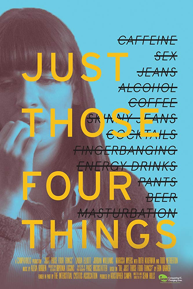 Just Those Four Things (2016)