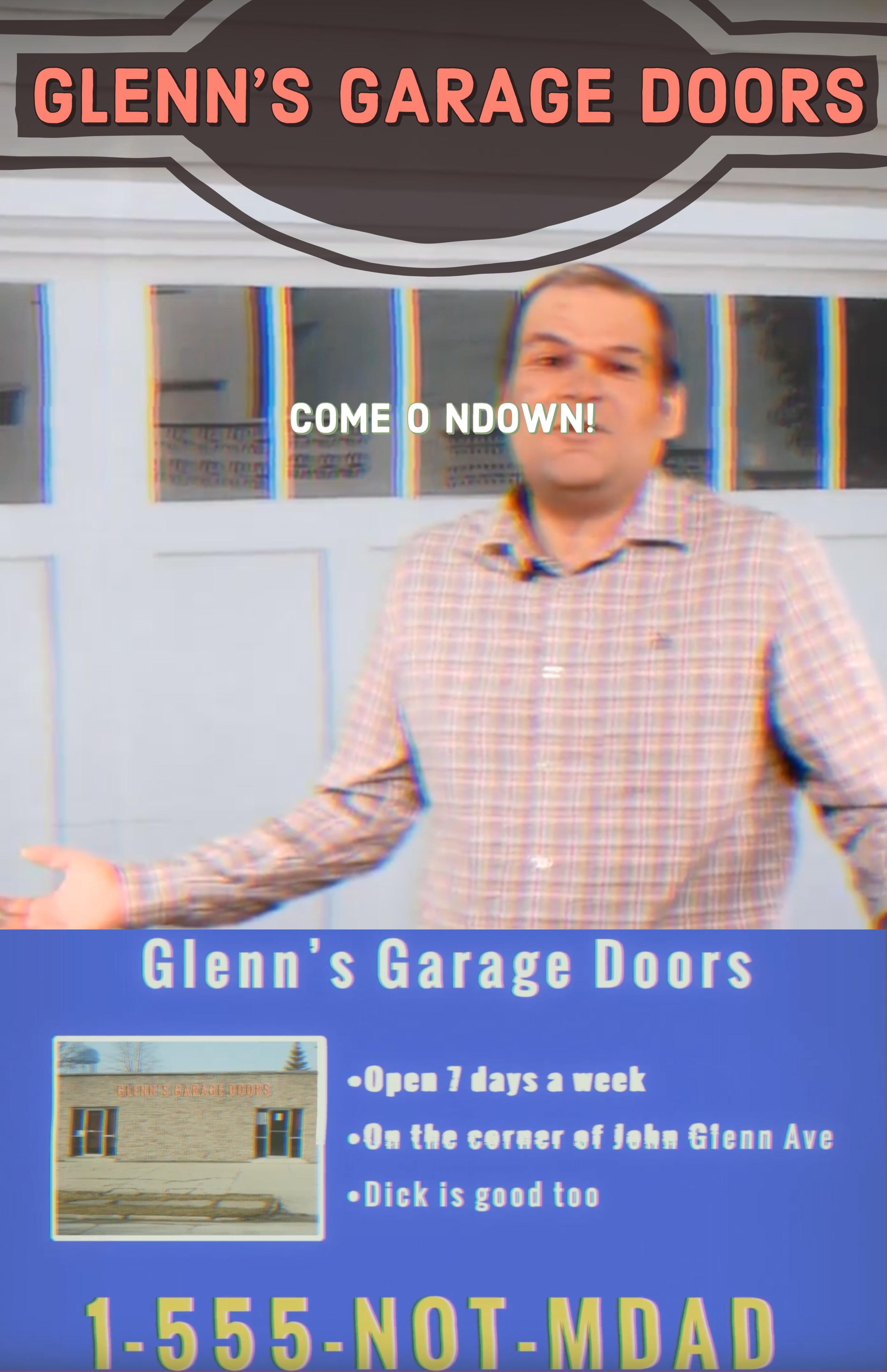Glenn's Garage Doors (2016)