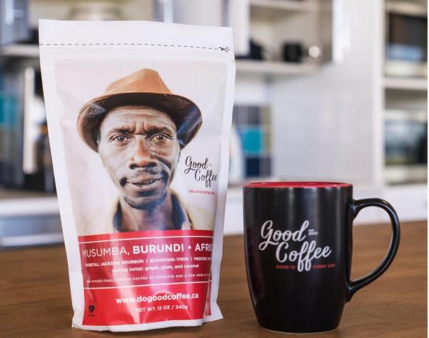 Good Coffee Co. -  Creative Director