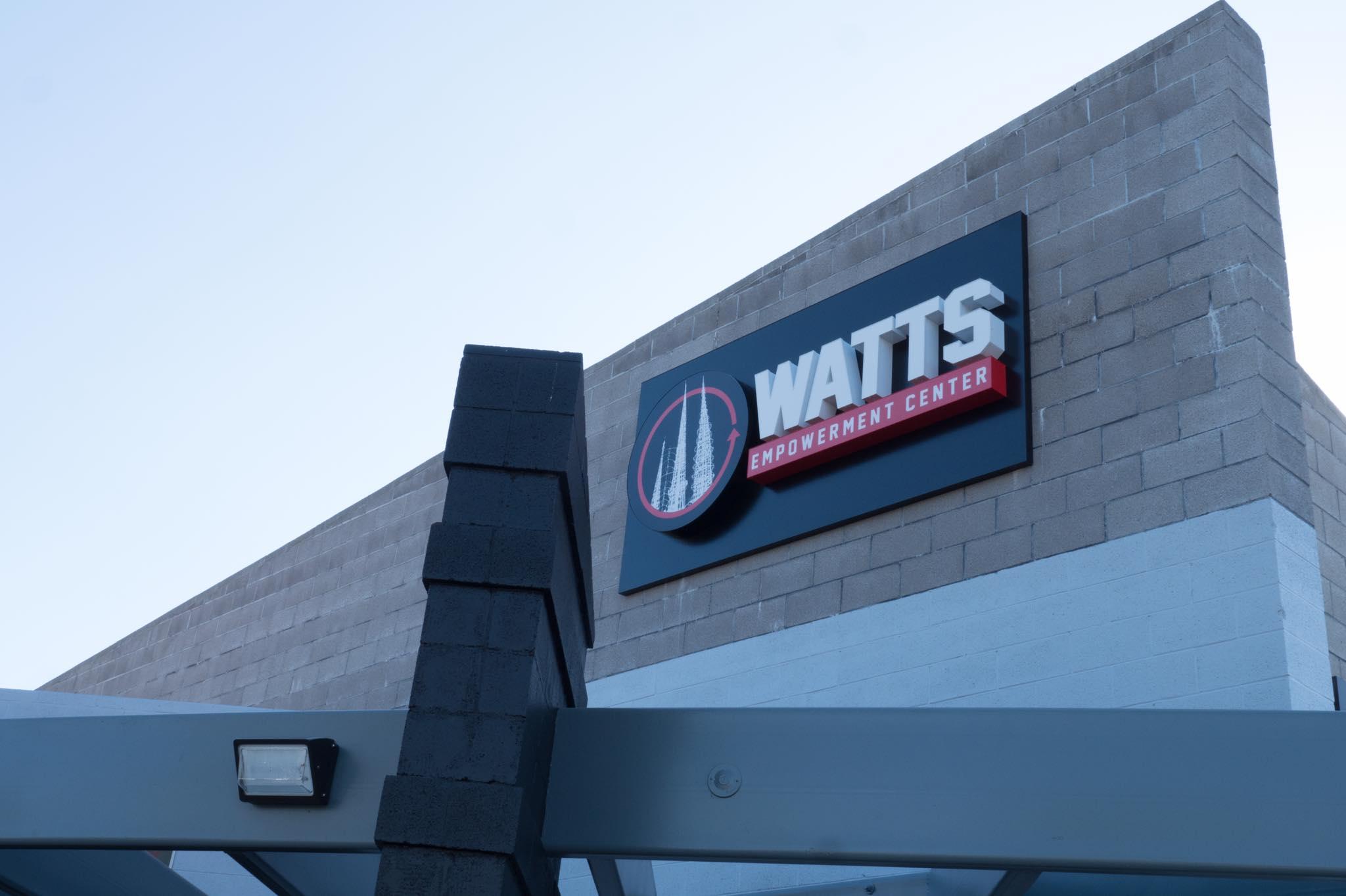 WATTS EMPOWERMENT CENTER -