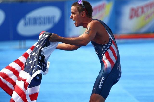 Olympic Profile: Manuel Huerta, the nomadic triathlete.