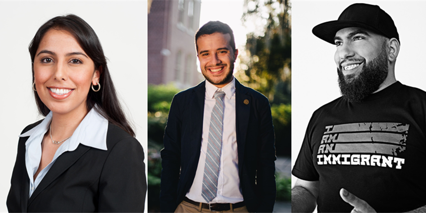 The political landscape will be shifting once President-elect Donald Trump is sworn in on Jan. 20th. Young and progressive Latino, Latina and Latinx activists say they will fight and work for the issues that matter to them by concentrating on local activism while building a national network.