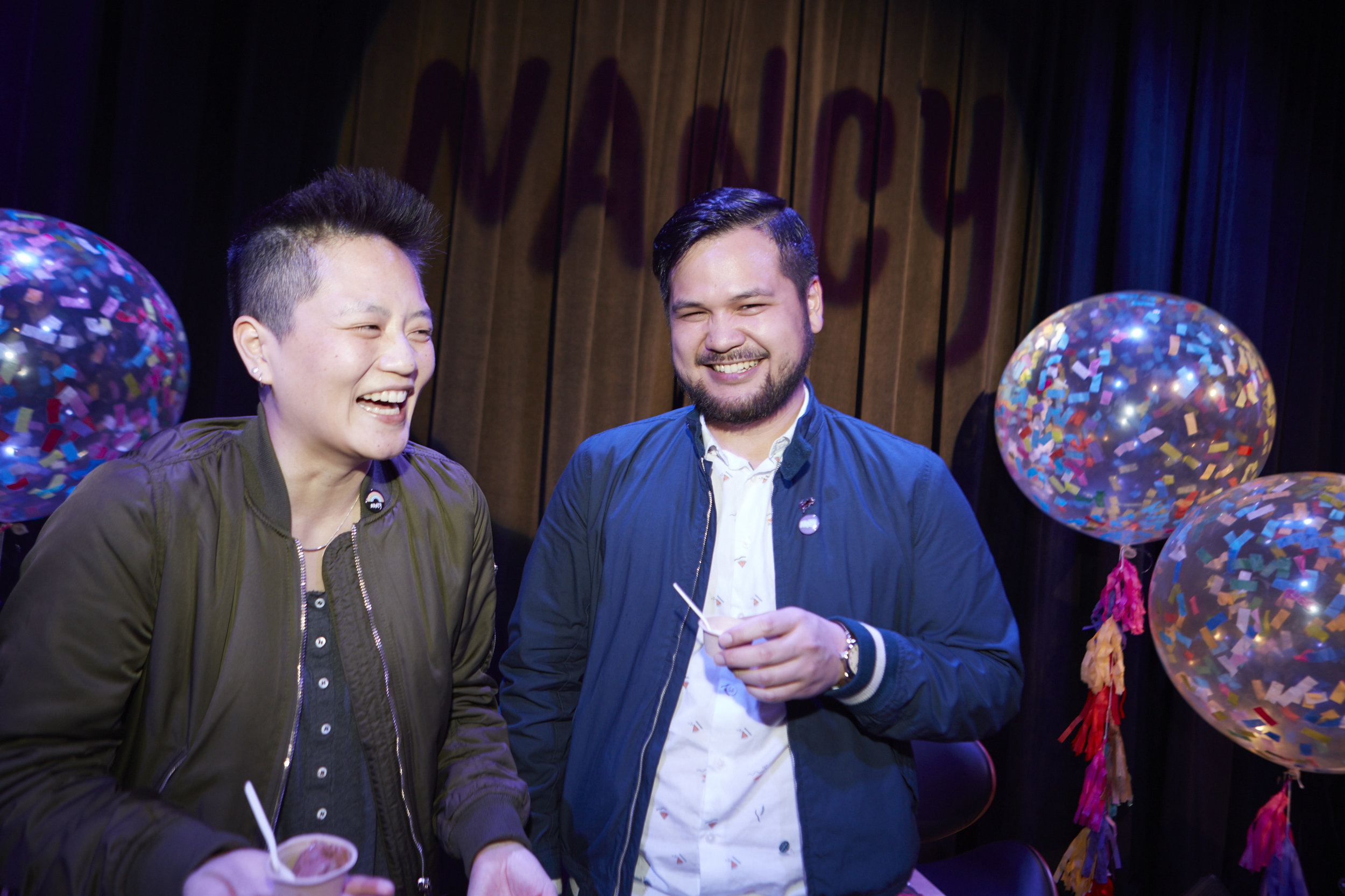 'Nancy' Is Public Radio's LGBTQ 'All Things Considered'