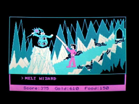 Cavern of the Evil Wizard  (requires Flash)